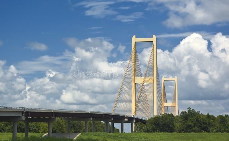 Ponte de John James Audubon fotografia de stock