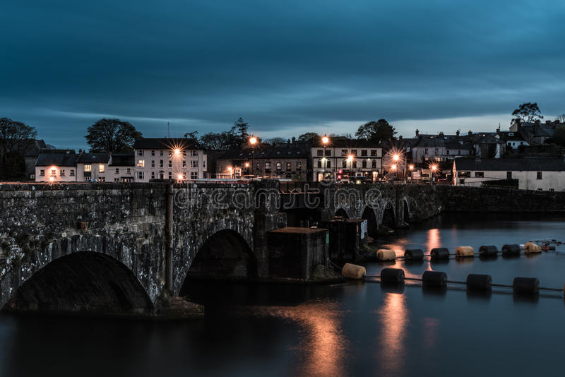 Ponte de Killaloe fotos de stock