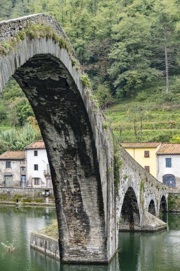 Free Ponte De La Maddalena Near Lucca Royalty Free Stock Image - 164243086