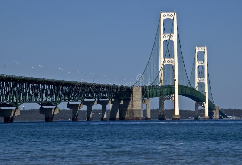 Ponte de Mackinac fotos de stock royalty free