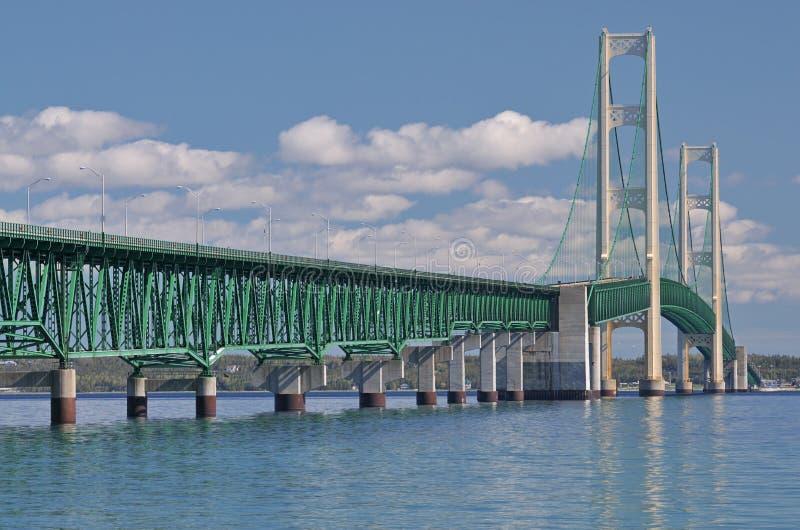 Ponte de Mackinac imagens de stock royalty free