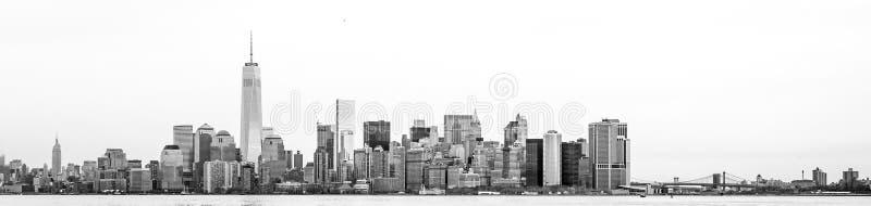 Ponte de Manhattan e de Brooklyn fotos de stock