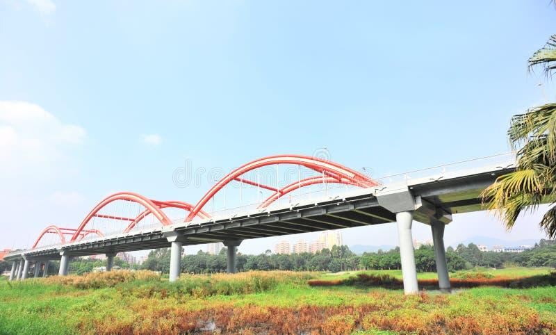 Ponte de Mondern fotografia de stock