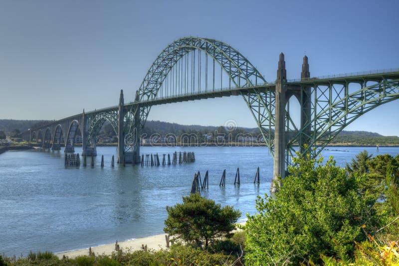 Ponte de Newport fotografia de stock