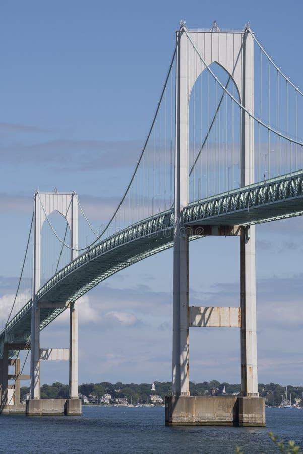 Ponte de Newport fotos de stock royalty free
