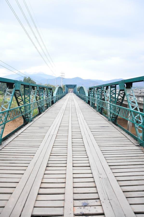 A ponte de Pai imagens de stock