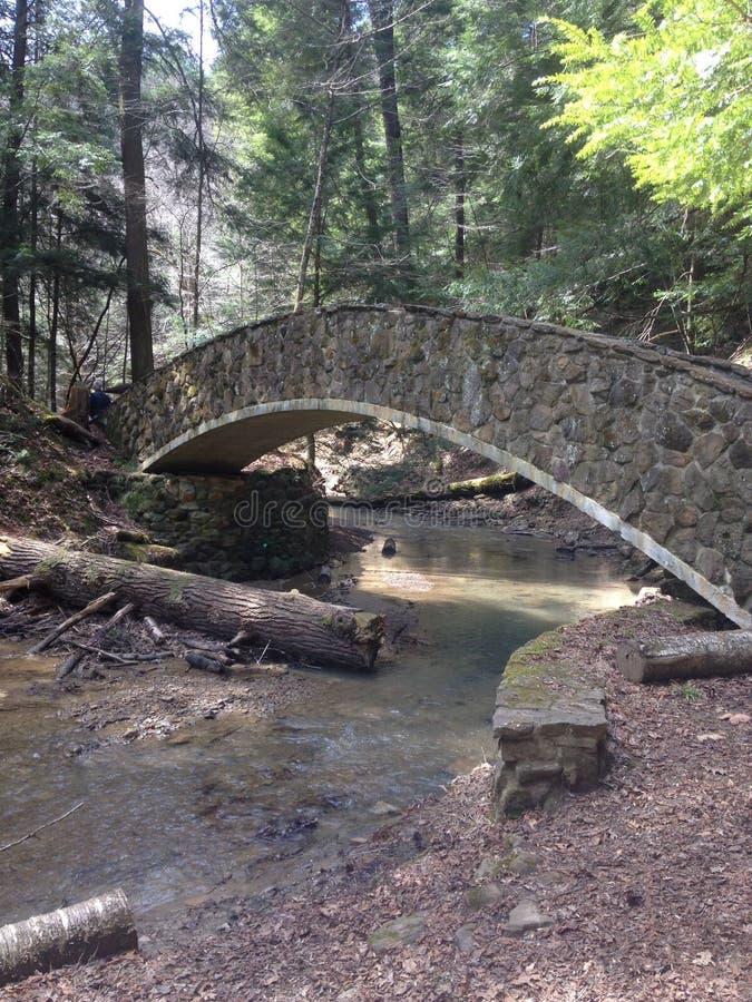 Ponte de pedra fotos de stock