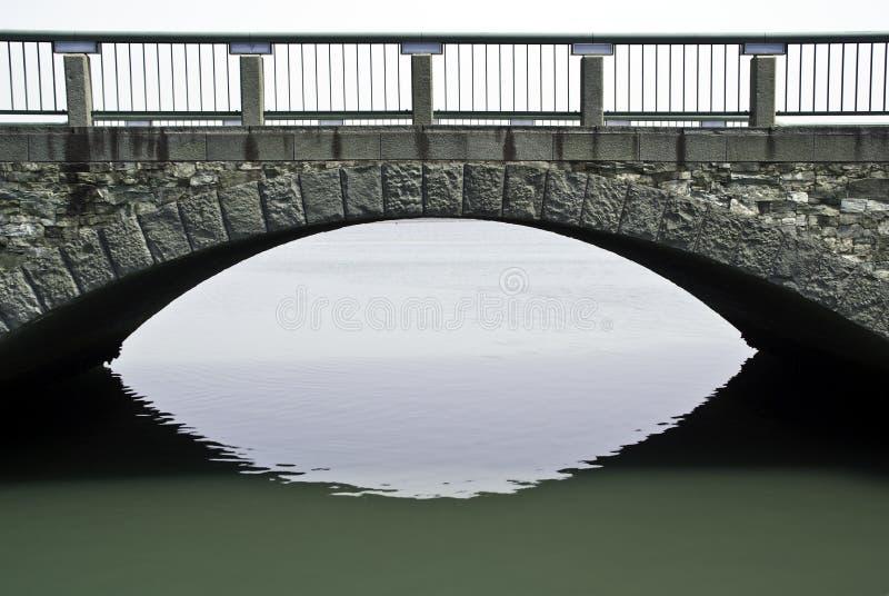 Ponte de pedra em Wakayama imagens de stock