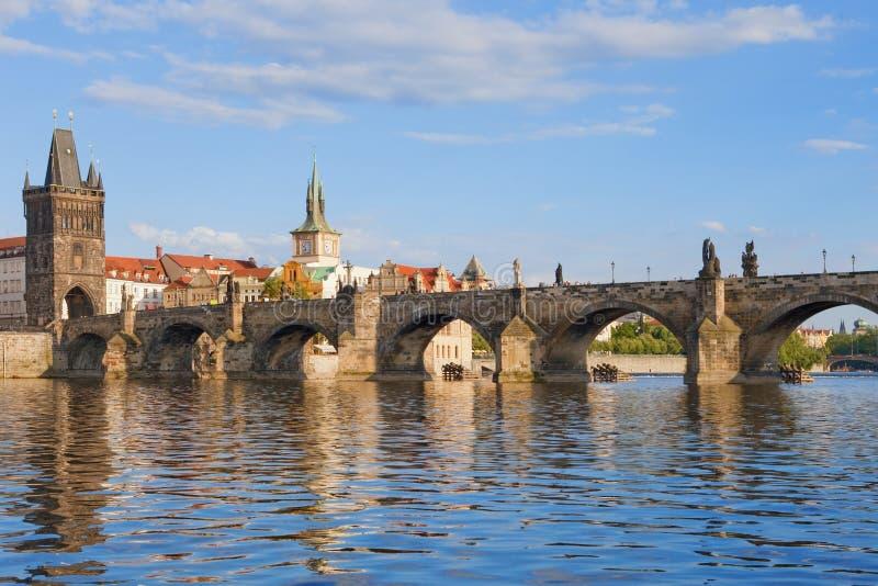 Ponte de Praga Charles imagens de stock royalty free