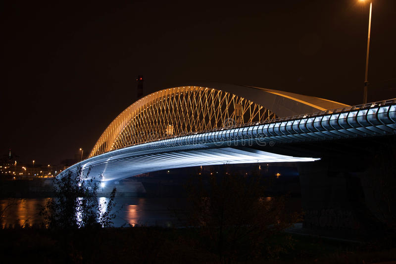 Ponte de Praga Troja fotos de stock