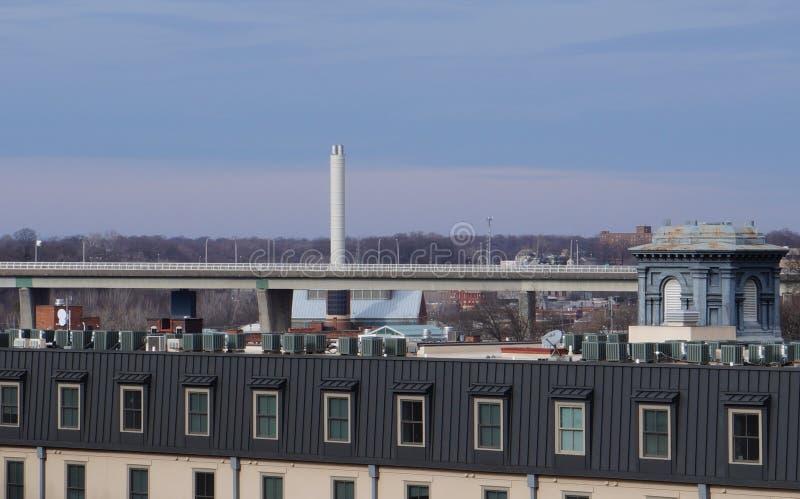 Ponte de Richmond fotos de stock