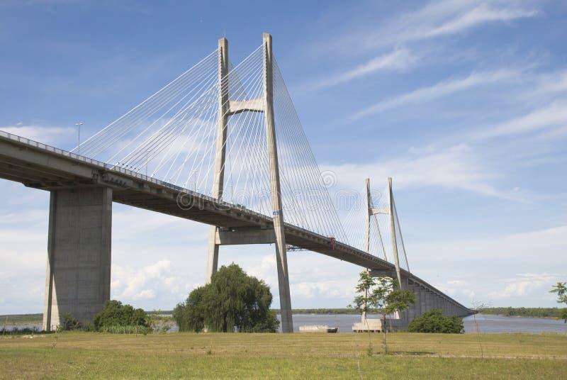 Ponte de Rosario-Victoria fotografia de stock royalty free
