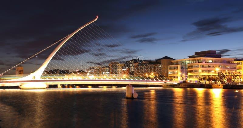 Ponte de Samuel Beckett fotos de stock