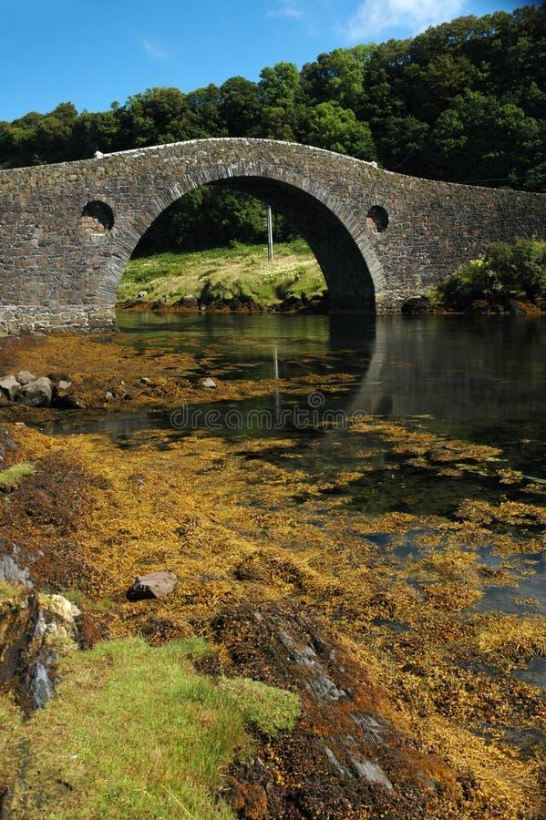 Ponte de Seil foto de stock