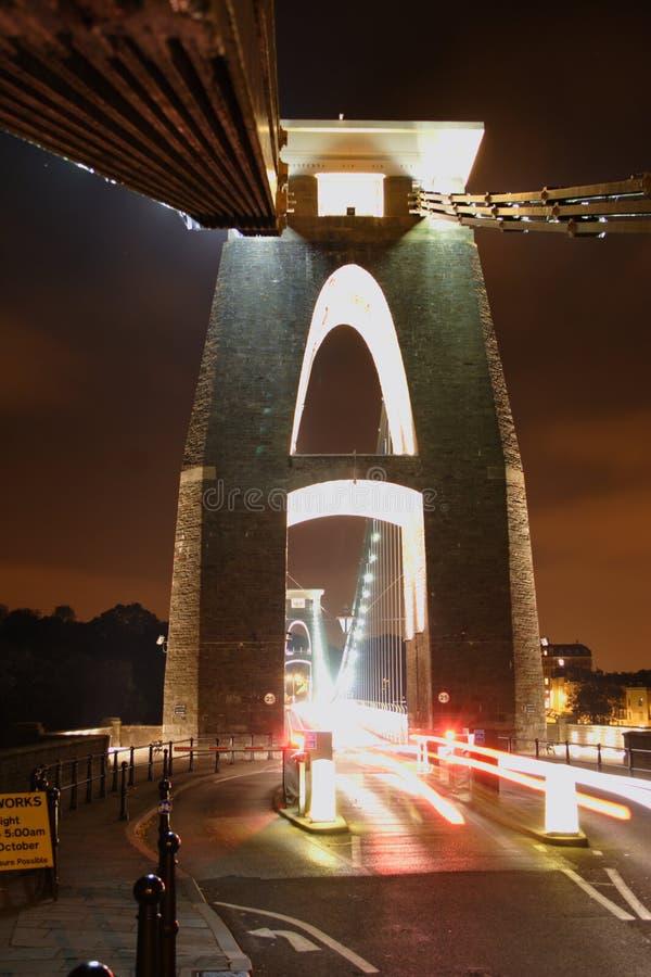 Ponte de suspensão de Clifton foto de stock royalty free