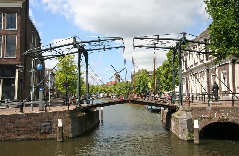 Ponte de tração fotografia de stock