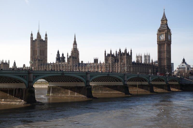 Ponte E Big Ben De Westminster Foto De Stock Grátis