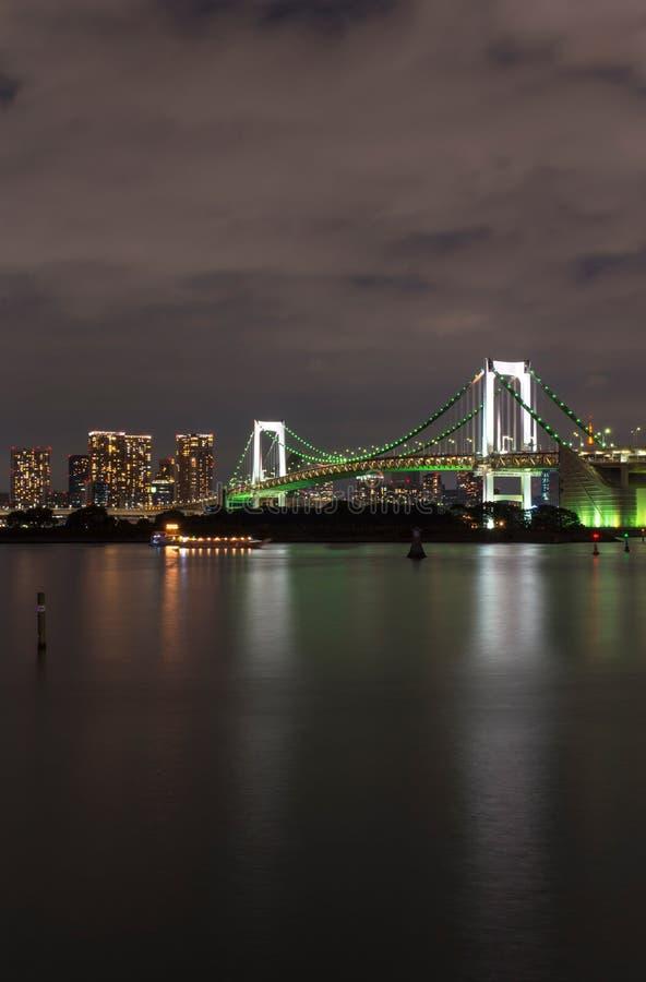 Ponte dell'arcobaleno fotografia stock
