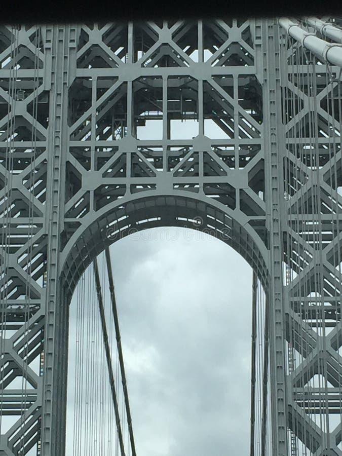 Ponte della baia di Chesapeake fotografia stock libera da diritti