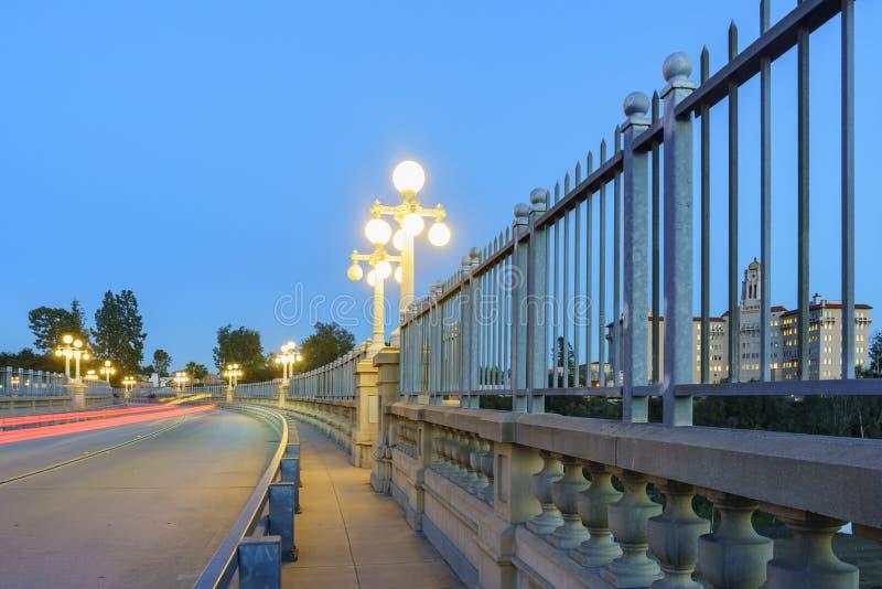 Ponte della via di Colorado immagine stock libera da diritti