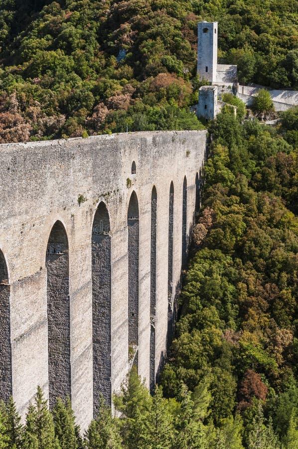 Free Ponte Delle Torri Stock Images - 30128064