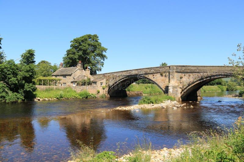Ponte di Bolton fotografie stock