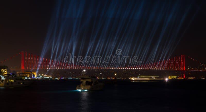 Ponte di Bosphorus immagine stock libera da diritti