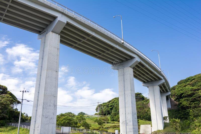 Ponte di cavalcavia fotografia stock libera da diritti