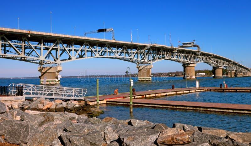 Ponte di Coleman fotografie stock libere da diritti