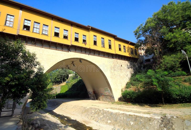 Ponte di Irgandi fotografia stock libera da diritti