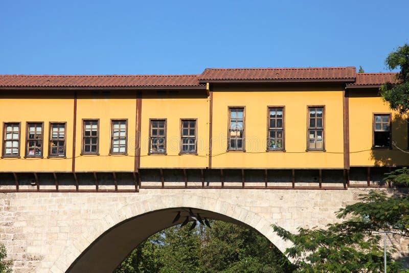 Ponte di Irgandi immagini stock libere da diritti
