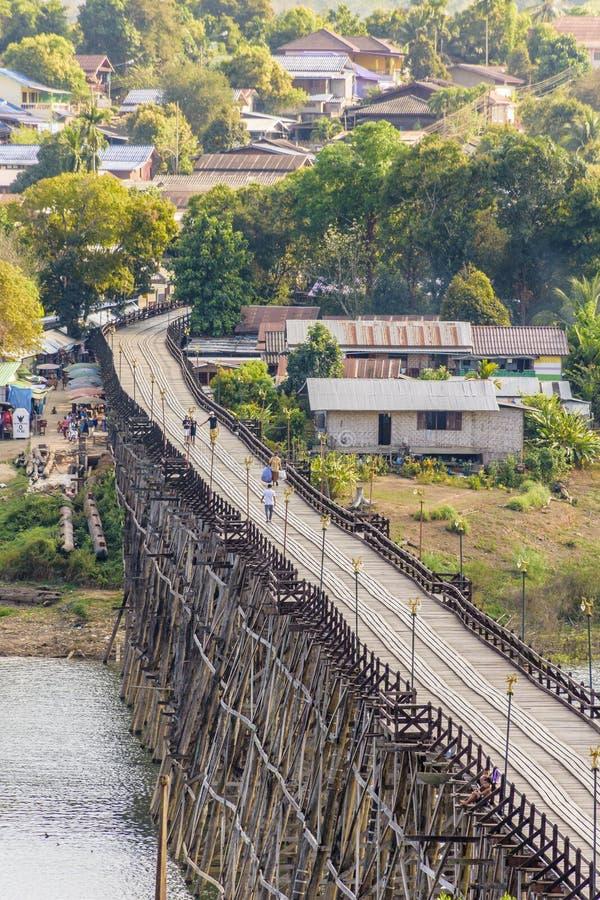 Ponte di lunedì immagine stock