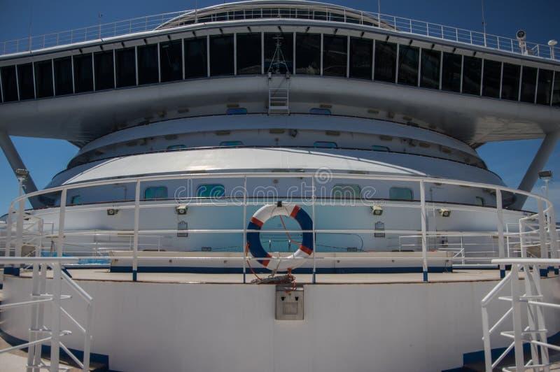 Ponte di navi fotografia stock libera da diritti