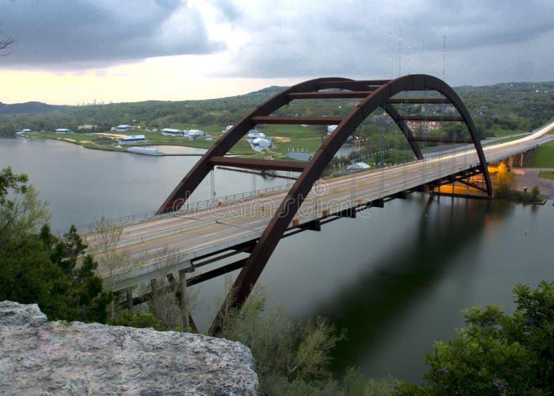 Ponte di Pennybacker immagine stock