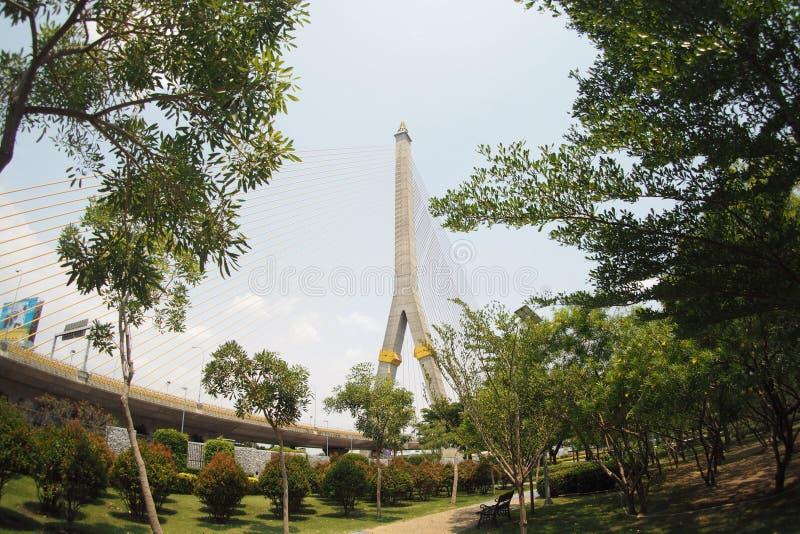 Ponte di RamaVII fotografia stock libera da diritti