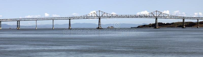 Ponte di Richmond fotografie stock libere da diritti