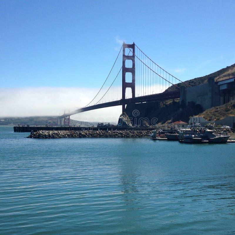 Ponte do Golden State fotos de stock