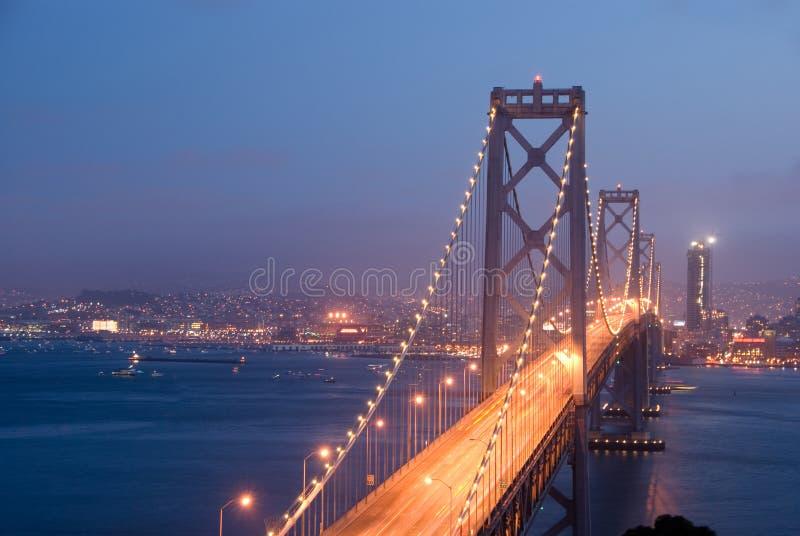 Ponte do louro, San Francisco em d imagens de stock