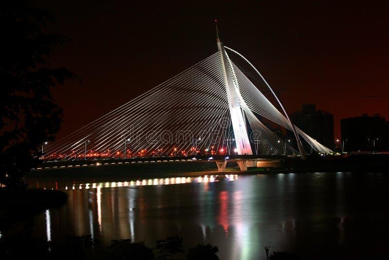 Ponte Do Milênio Fotos de Stock Royalty Free