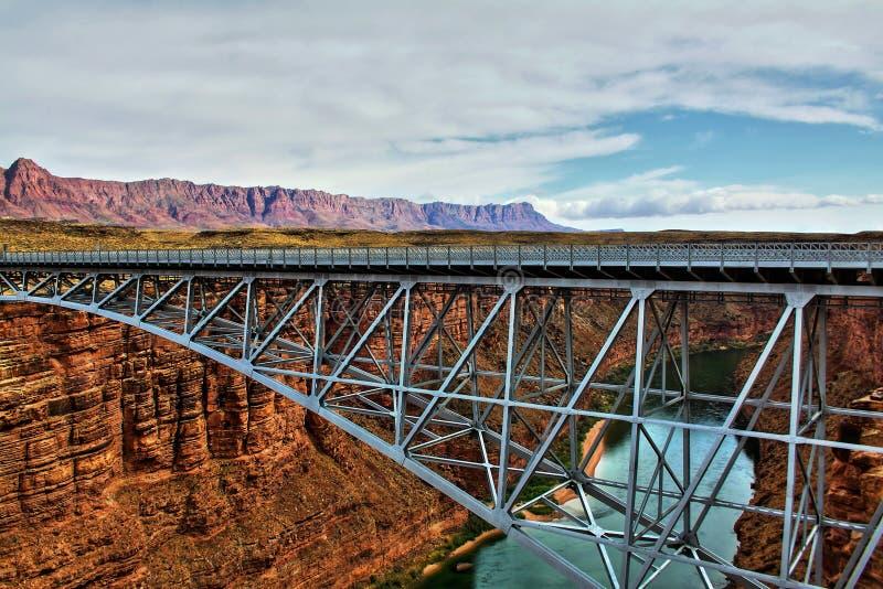 Ponte do Navajo fotografia de stock