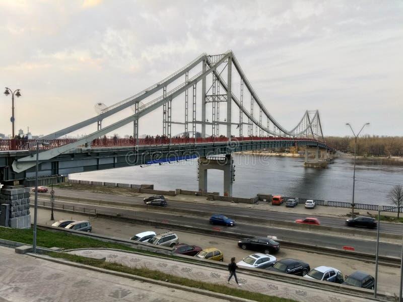 Ponte do parque foto de stock royalty free