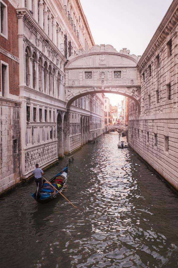 Ponte dos suspiros Veneza Itália fotos de stock royalty free