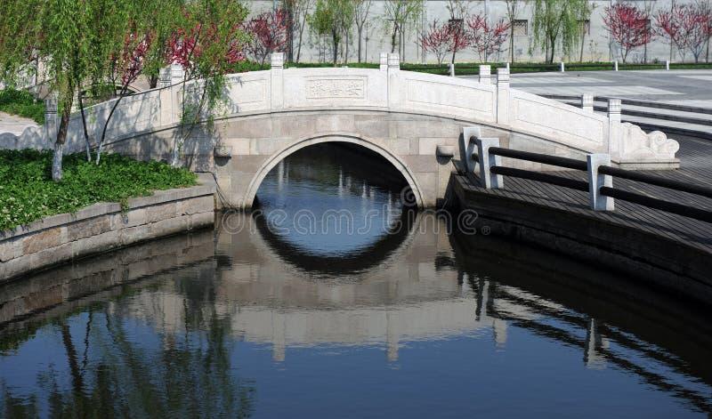 Ponte em China imagens de stock royalty free