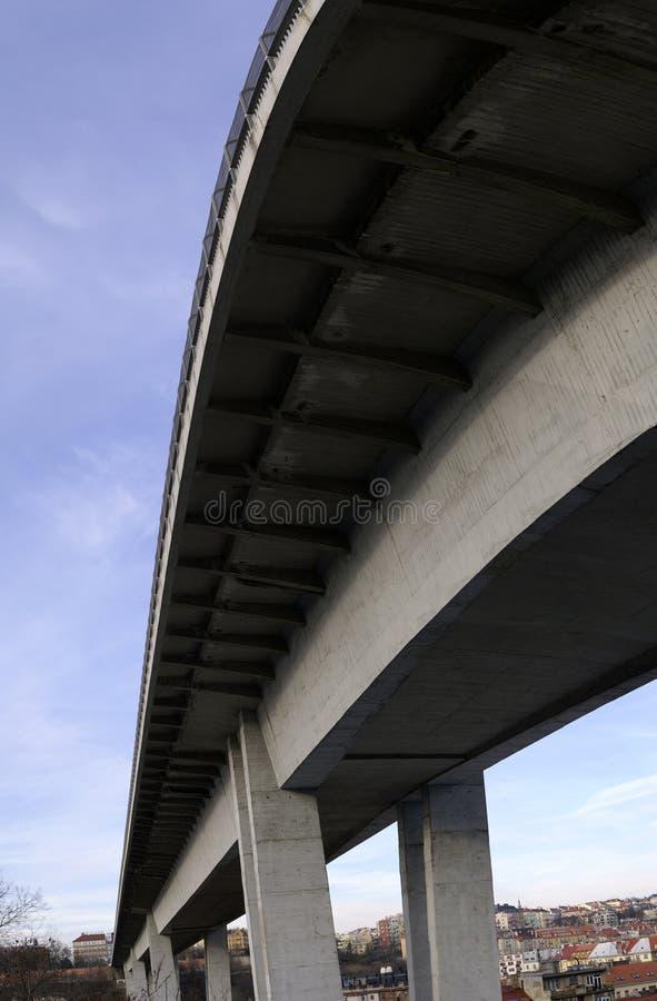 Ponte em Praga imagens de stock