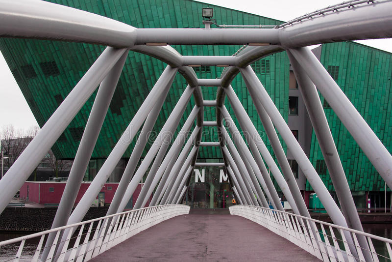 Ponte grigio fotografie stock