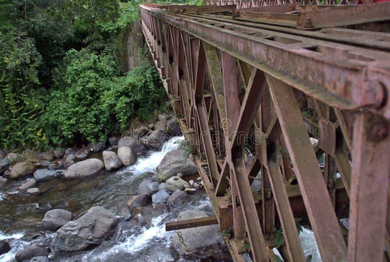 Ponte IV del metallo fotografie stock