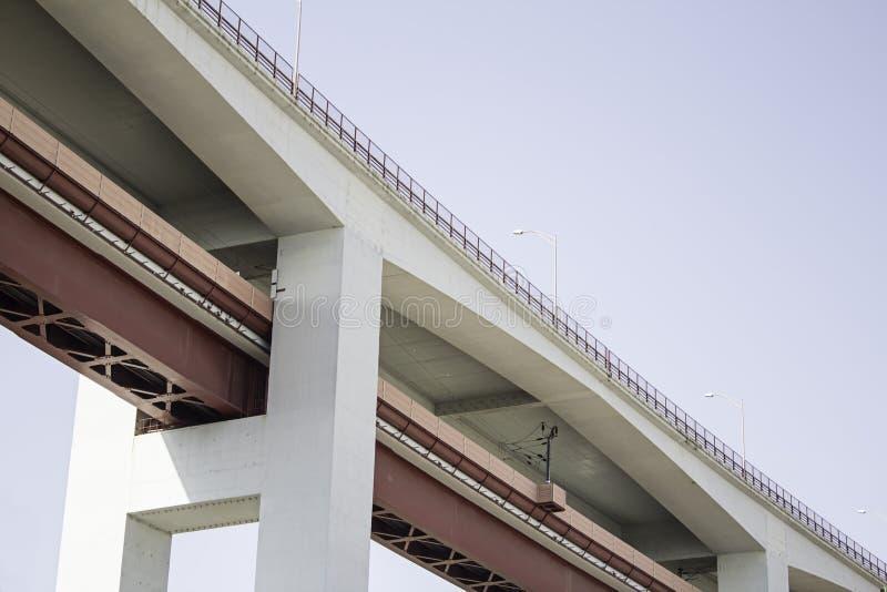 Ponte Lisboa do ferro imagem de stock