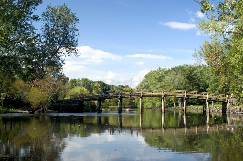 Download Ponte norte velha foto de stock. Imagem de concord, norte - 16861292