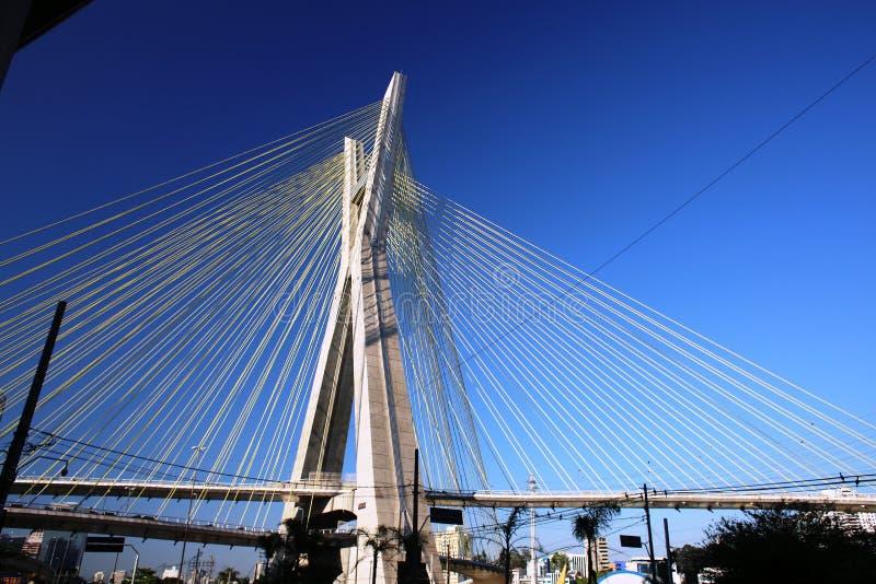 Ponte Octavio frio verde-oliva imagens de stock royalty free