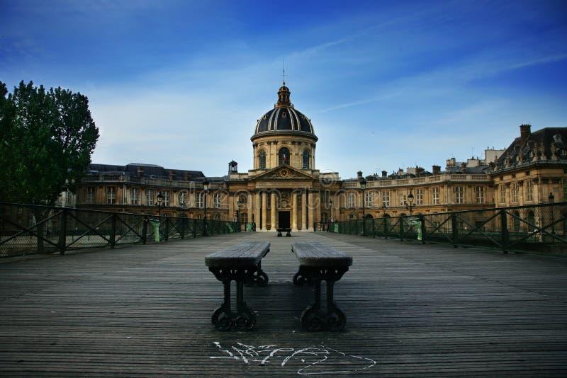 Ponte Paris da arte fotos de stock royalty free